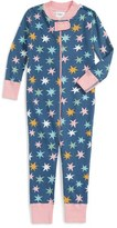 Hanna Andersson Fitted One-Piece Pajamas (Baby Girls)