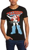 Logoshirt T-Shirt Slim Fit Transformers - One Shall Stand,L