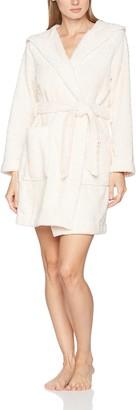 Skiny Women's Sleep & Dream Robe Bademantel Bathrub