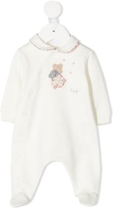 Il Gufo Teddy Bear Patch Pajamas