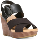 Dr. Scholl's Modest Wedge Sandals