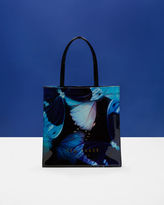 KARICON Butterfly Collective large shopper bag