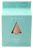 Illume Sleeved Glass Candle Snow Day 7.9oz