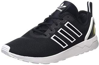 adidas Unisex Adults' Zx Flux Adv Low-Top Sneakers, Core Black/FTWR White, 12 UK 47 1/3 EU