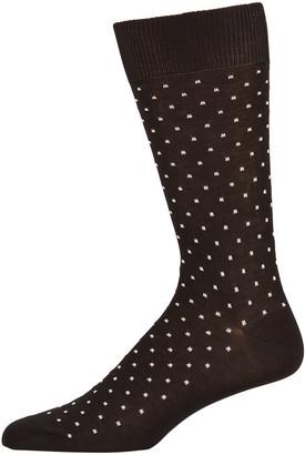 Paul Smith Men's Pindot Socks