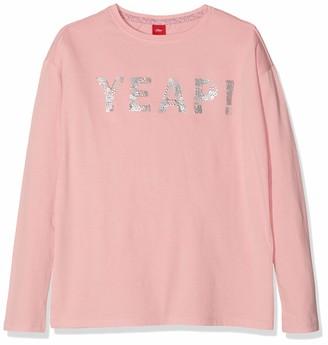 S'Oliver Girl's 66.908.31.7677 T-Shirt