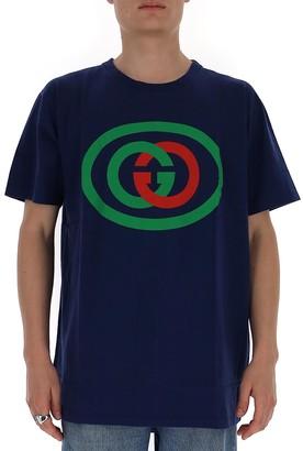 Gucci Interlocking G Print T-Shirt