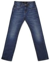 7 For All Mankind Boy's Straight Fit Jeans