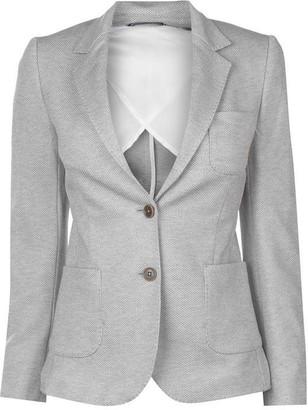 Gant Jersey Pique Blazer Womens