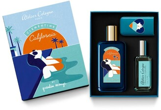Atelier Cologne x Quentin Monge Clementine California Cologne Absolue Set