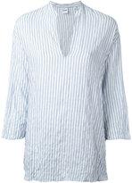 Aspesi striped V-neck blouse