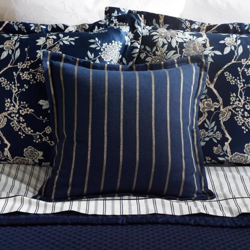 Ralph Lauren Striped Pillow