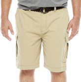 THE FOUNDRY SUPPLY CO. The Foundry Big & Tall Supply Co. Twill Cargo Shorts