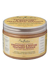 Shea Moisture Jamaican Black Castor Oil Strengthen & Restore Treatment Masque 326ml