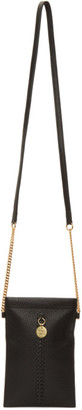 See by Chloe Black Tilda Flat Phone Pouch