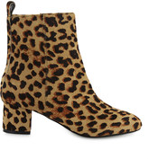 Aldo Parroni haircalf heeled ankle boots