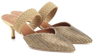Malone Souliers Maisie woven mules