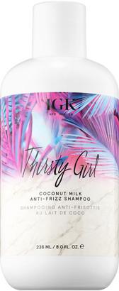 IGK Thirsty Girl Coconut Milk Anti-Frizz Shampoo