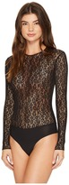 Commando Floral Lace Bodysuit BDS05 Women's Jumpsuit & Rompers One Piece