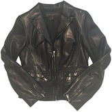 Louis Vuitton Chocolate Brown Leather Jacket