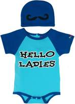 Sozo Hello Ladies Bodysuit and Cap Set