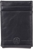 Dockers Men's RFID-Blocking Front Pocket Wallet With Magnetic Money Clip