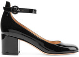 Gianvito Rossi Patent-leather Pumps - Black