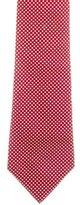 Turnbull & Asser Silk Patterned Tie