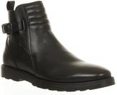 Poste Audit Buckle Strap Boots