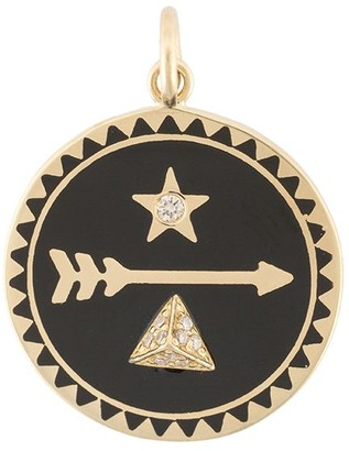 Foundrae Dream Medallion charm