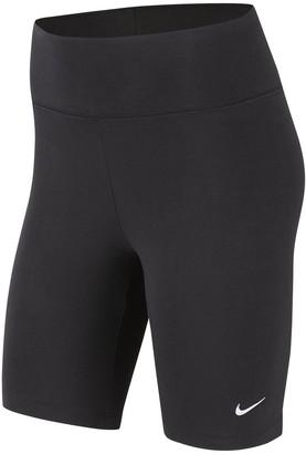 Nike Elasticated Stretch Bike Shorts