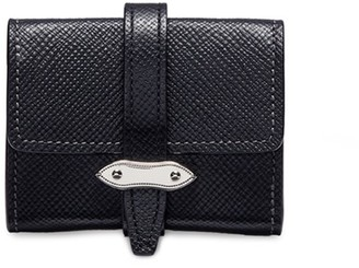 Globe-trotter Coin purse Black