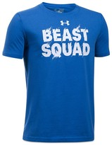 Under Armour Boys' Beast Squad Tech Tee - Big Kid