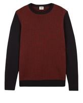 Lou Dalton Houndstooth Sweater