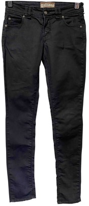 Galliano Black Denim - Jeans Jeans for Women