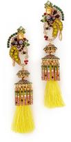 Elizabeth Cole Lola Tassel Earrings