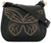 Sophia Webster studded butterfly shoulder bag
