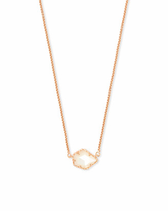 Kendra ScottKendra Scott Tess Pendant Necklace in Rose Gold