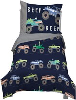 Thumbnail for your product : Carter's Monster Truck 4-Piece Toddler Bedding Set Bedding