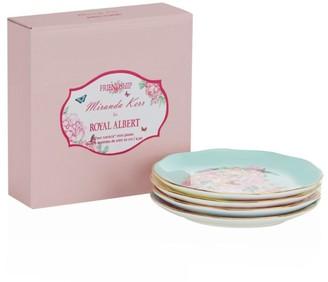 Royal Albert Small Plates (Set Of 4)
