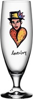 Orrefors Loverboy Friendship 17 oz. Glass