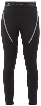 adidas by Stella McCartney Run Tight High-rise Leggings - Womens - Black
