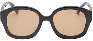 Jordan Askill x Le Specs Luxe Grande Bande Sunglasses/53MM