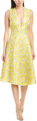 Lela Rose A-Line Dress