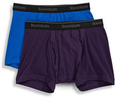 Stanfield'S 2 Pack Cotton Stretch Boxer Briefs