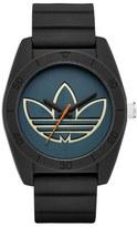 adidas Santiago Silcone Strap Watch, 42mm