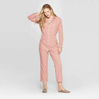 Universal Thread Women's Long Sleeve Boiler Suit Coveralls