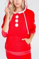 Wildfox Couture Santa Sweatshirt