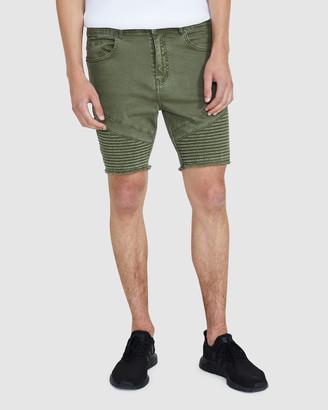 Standard Em 2 Biker Shorts