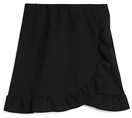 Aqua Girls' Ruffled Skirt, Big Kid - 100% Exclusive